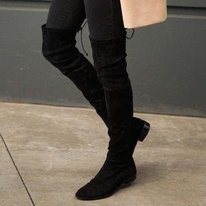 Catherine Malandrino over the knee boots NWOB